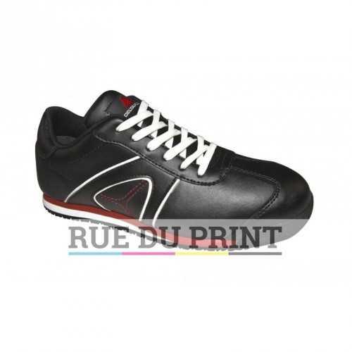 Sportswear publicité Shoe Ext: 100 cuir de vache int: 100% polyester semelle intérieure amovible 100% polyester semelle inter