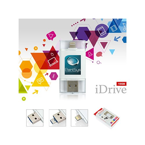 Support de stockage IDRIVE 16GO