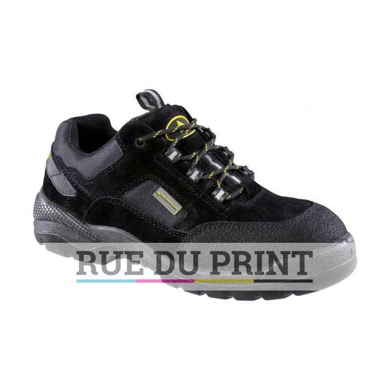 Safety publicité Trainer - Composite Cap Ext: 100% cuir suédine et 100% polyamide doublure: 100% maille polyamide doublée et w