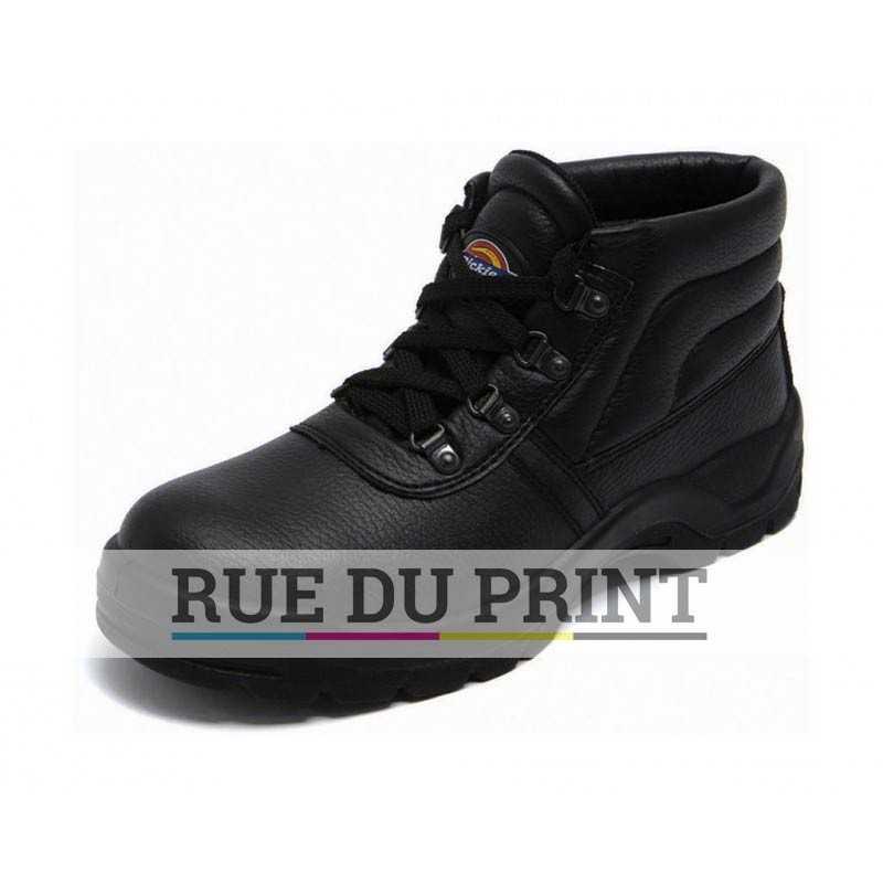 Dickies publicité Redland Super Safety Chukka Boot dessus: 100% cuir (buffle), semelle: 100% polyuréthane, intérieur: 100% nylon
