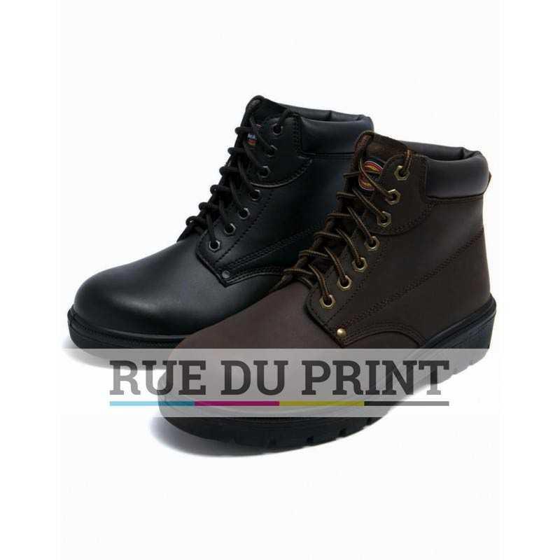 Antrim publicité Super Safety Boot dessus: 100% cuir (nubuck), semelle: 100% polyuréthane, intérieur: 100% nylon