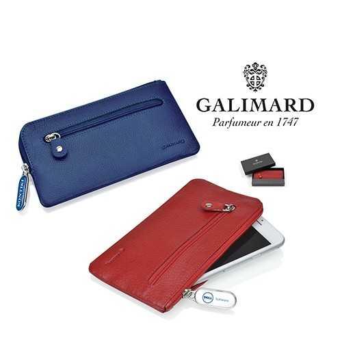 Pochette cuir Personnalisé GALIMARD