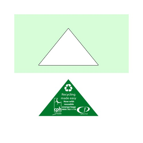 Magnet triangle B