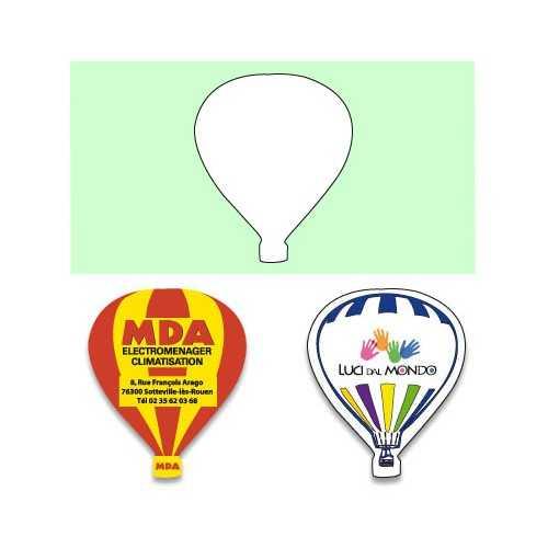 Magnet montgolfiere