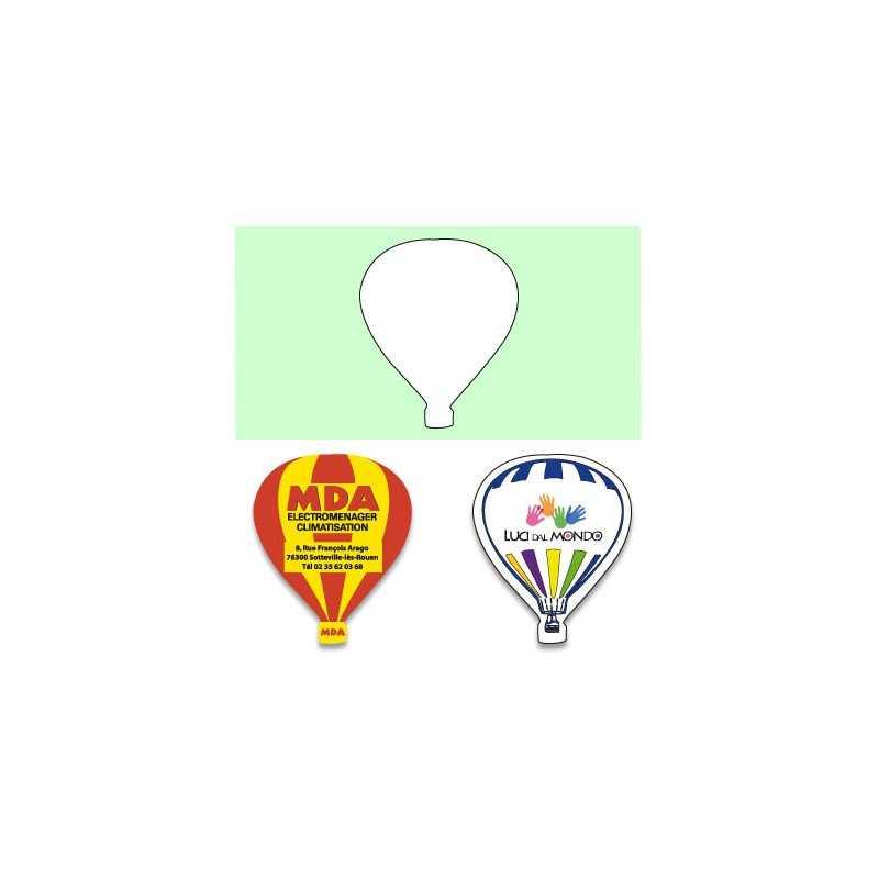 Magnet montgolfiere personnalisable