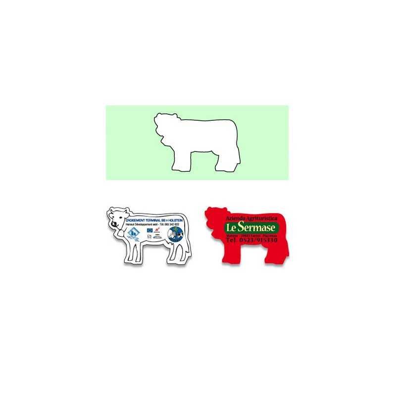 Magnet vache personnalisable