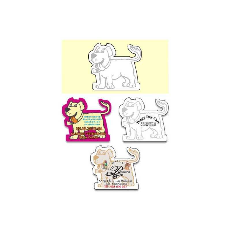 Magnet chien bis personnalisable