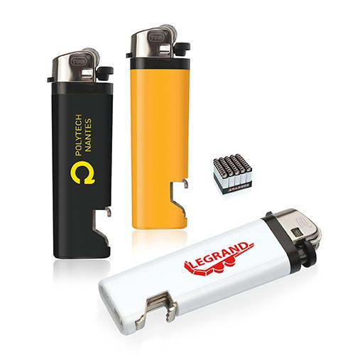 Briquet décapsuleur CONTINENTAL