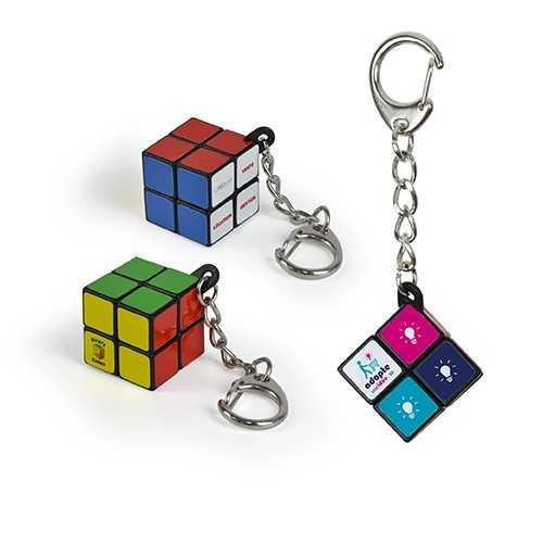 Porte-clés multi-cubes 2x2x2