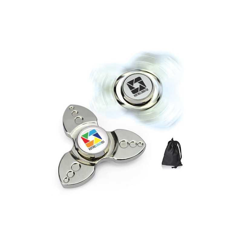 Spinner métal triple pale