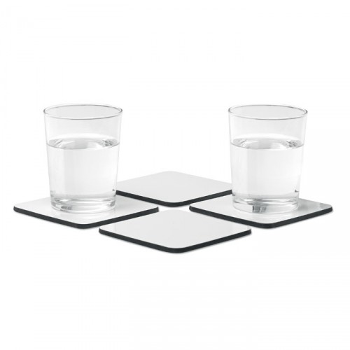 Set de 4 sous-verres COASTIES