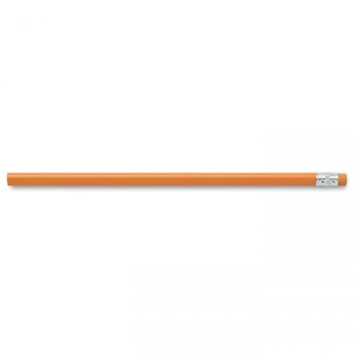 Crayon en bois fluo avec gomme