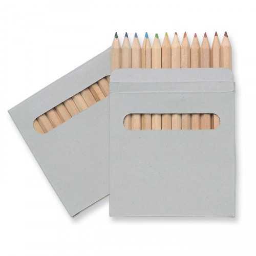 Etui 12 crayons