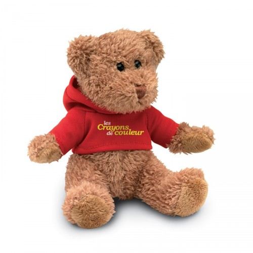 Ours en peluche - JOHNNY