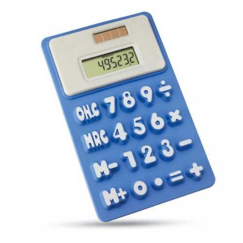 Calculatrice solaire 8 chiffres