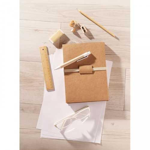 Set d'écriture dans un carnet 3 pans