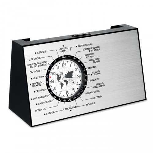 Horloge de bureau SPINNING