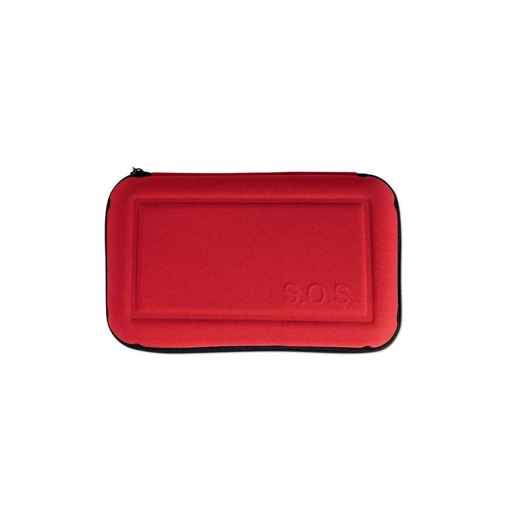 kit de secours personnalis pour voiture dans une trousse en eva. Black Bedroom Furniture Sets. Home Design Ideas