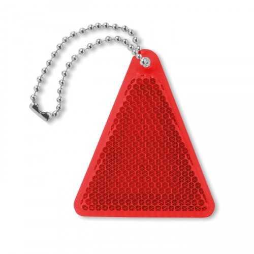 CATCHT Porte-clés personnalisé en acrylique réfléchissant.
