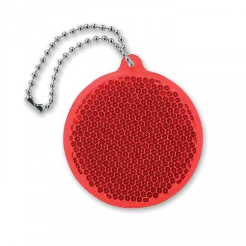 CATCHO Porte-clés personnalisable en acrylique réfléchissant.