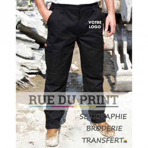 Pantalon travail Guard Stretch