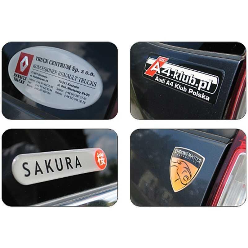 Le autocollant 3d doming de nos produits stickers pas for Quelle tva pour quel produit