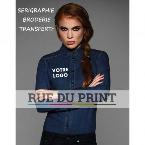 Chemise femme Denim Shirt S-L