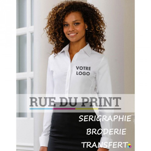 Chemise femme Stretch Ultimate S-L