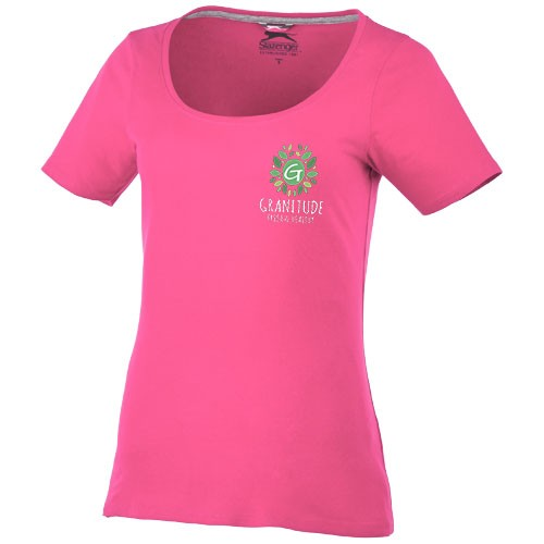 T-shirt manches courtes femme Bosey