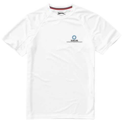 T-shirt manches courtes Serve homme et femme