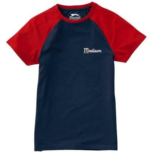 T-shirt manches courtes femme Backspin