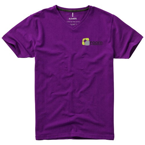 T-shirt manches courtes Kawartha homme et femme