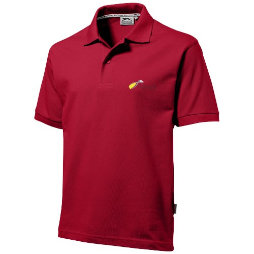 Polo manches courtes Forehand homme et femme