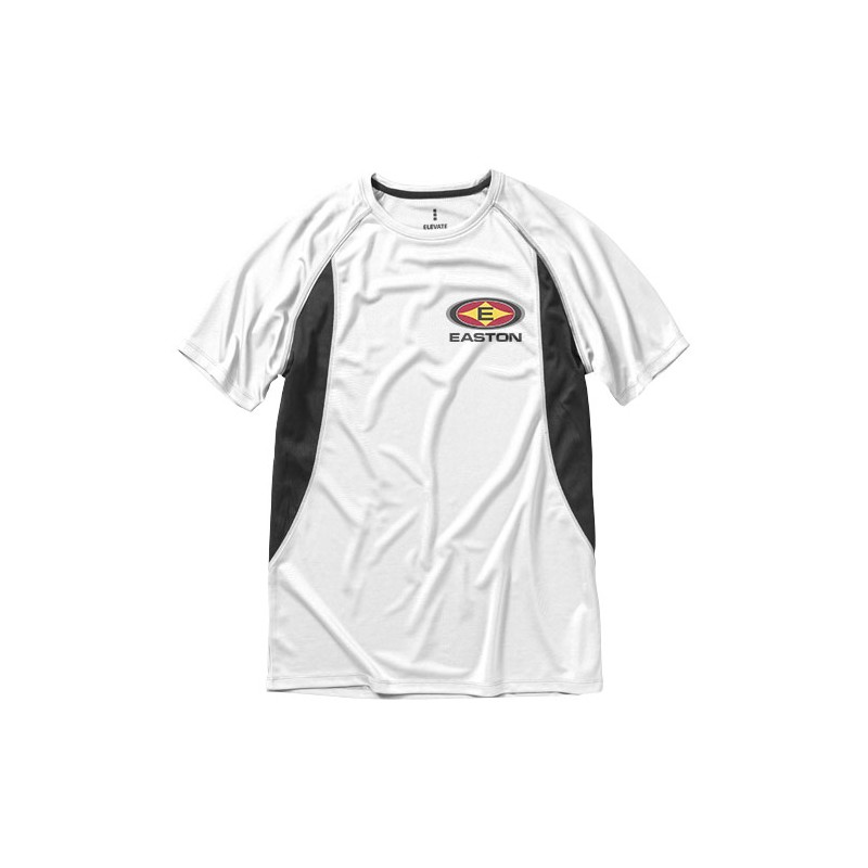 T-shirt manches courtes Quebec homme et femme