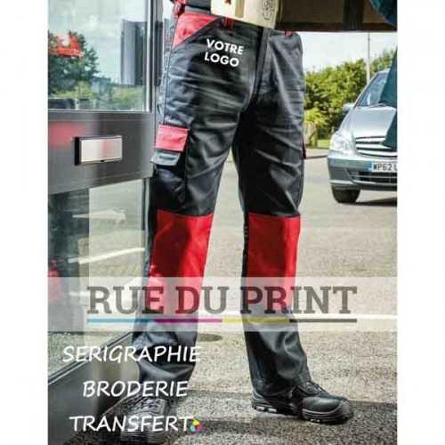 Pantalon publicité léger 65% polyester, 35% coton, 240 g/m² Tissu léger