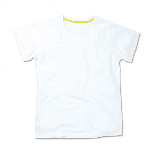 Tee-shirt personnalisable femme Raglan 140 g/m² 100% polyester (filet ACTIVE-DRY)