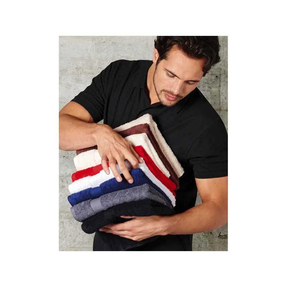 le grande serviette de bain congo de nos produits serviettes ponge personnalis s. Black Bedroom Furniture Sets. Home Design Ideas