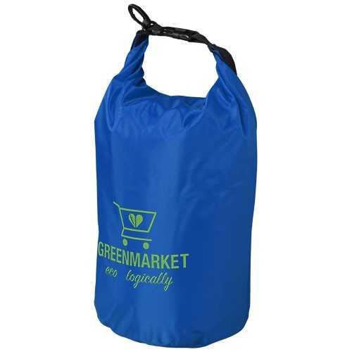 Sac personnalisé outdoor étanche Survivor La fermeture en roulant le haut du sac et par boucle plastique permet de garder vos a