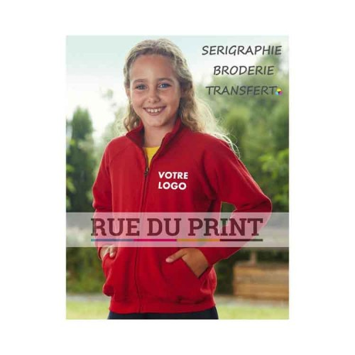 Gilet Sweat enfant