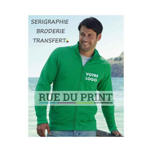Veste Sweat léger