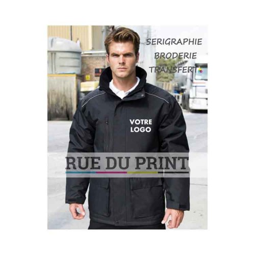 Manteau long Vostex