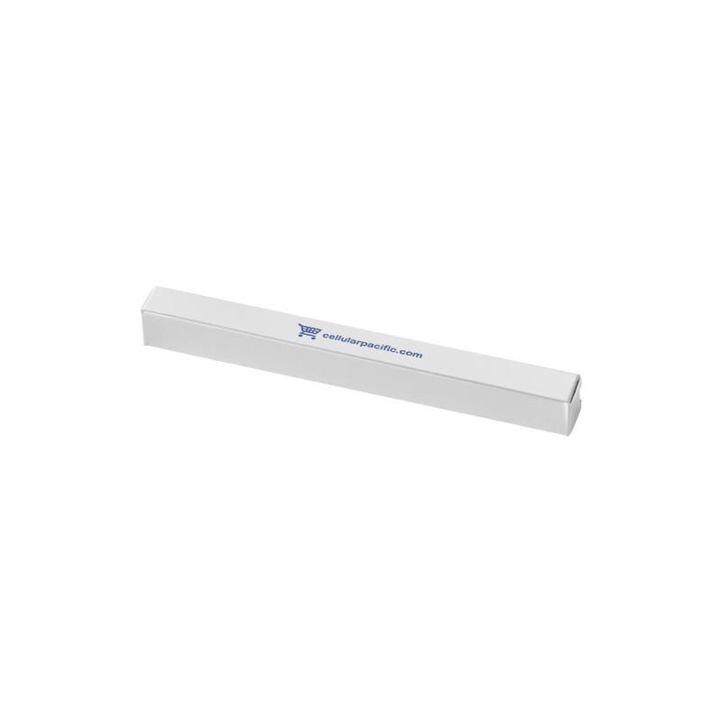 Boîtier publicitaire pour style Farkle Boîte à stylo simple. Expédié à plat. Carton.