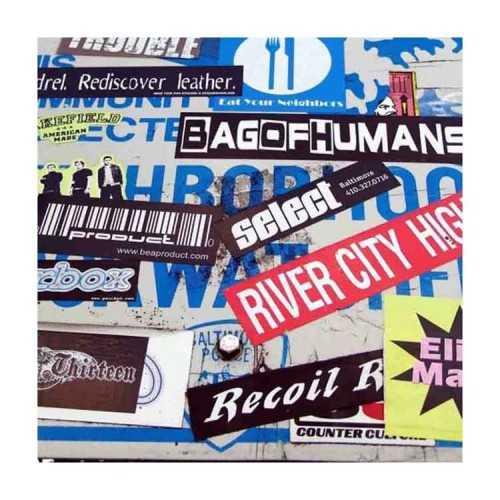 Sticker vinyle. tout usage