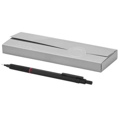 Portemine publicité Rapid Pro Fourni avec sa recharge crayon. Design Exclusif. Métal.