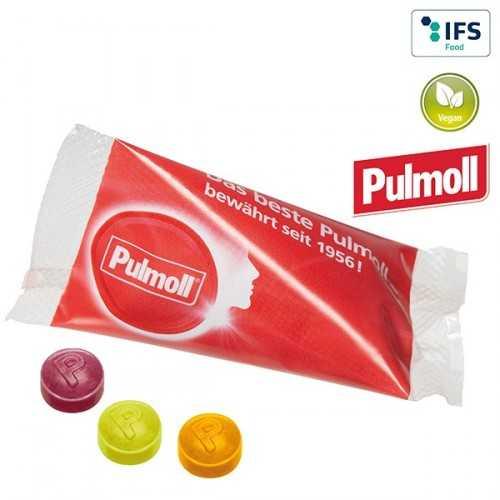 Sachet berlingot avec pastilles Pulmoll