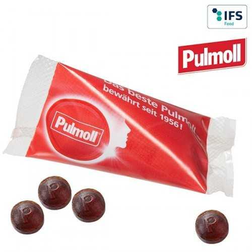 Sachet berlingot avec pastilles Pulmoll Classic