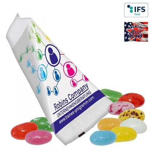 American Jelly Beans en sachet berlingot