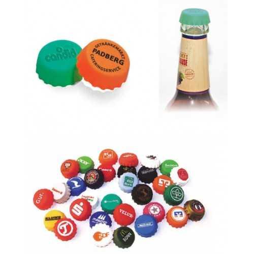 Bouchon de bouteille en silicone