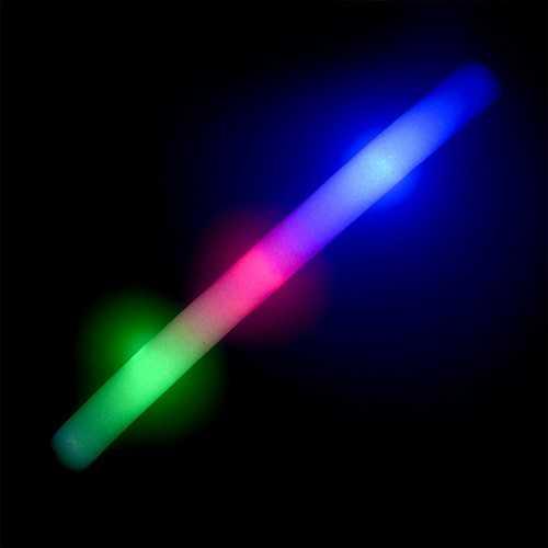 Baton mousse avec LED