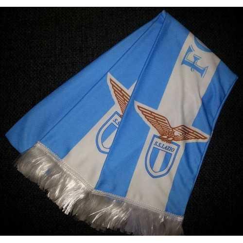 Echarpe de supporters personnalisée bleu/blanc
